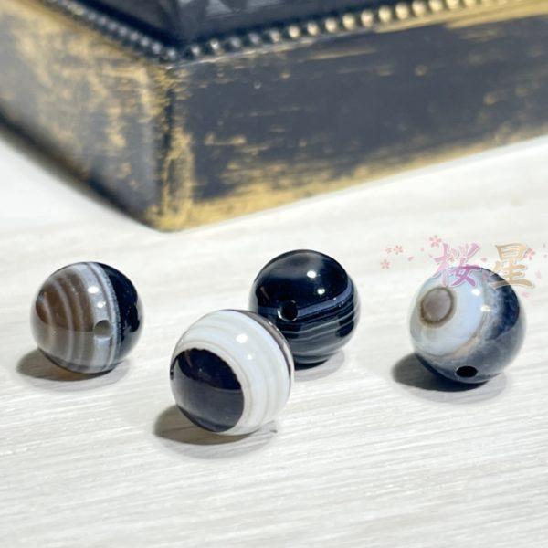天眼石 8mm丸玉 穴あり 1粒売り バラ売り 天然石 パワーストーン